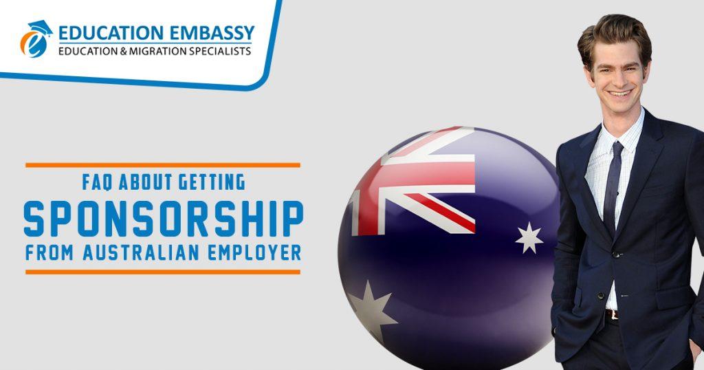 FAQ About Getting Sponsorship From Australian Employer
