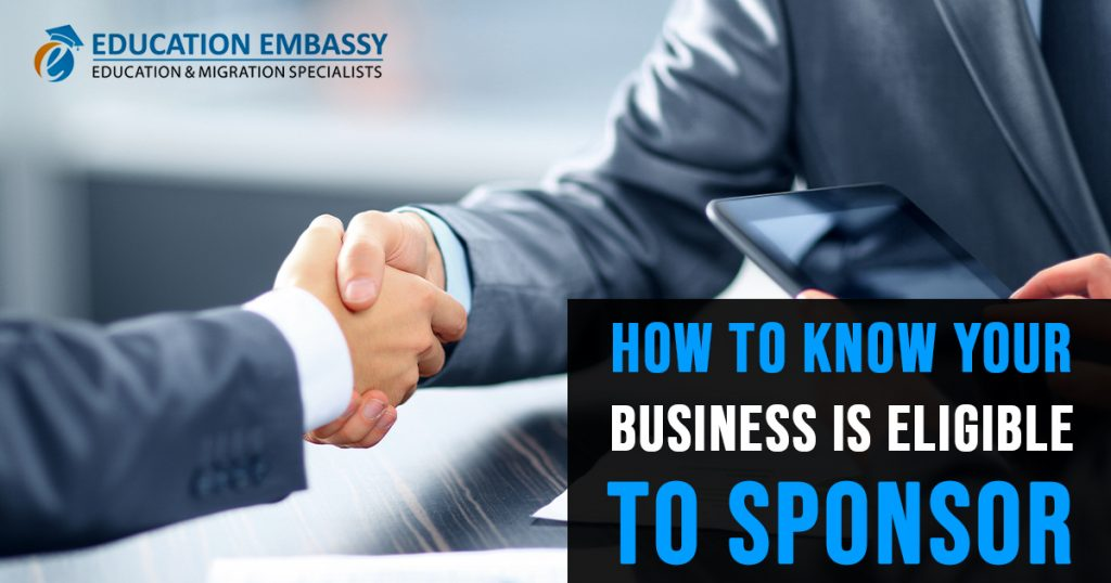 How to Know Your Business is Eligible To Sponsor