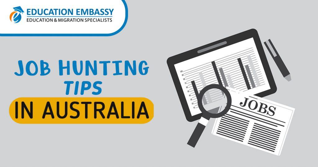 Job Hunting Tips In Australia