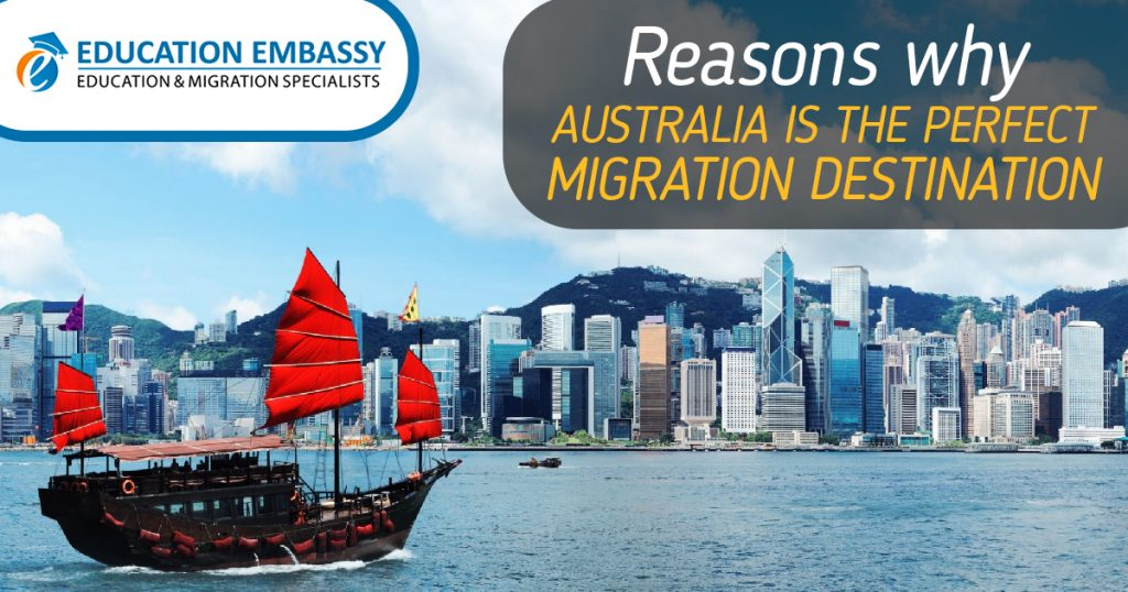 Reasons why Australia is the perfect Migration Destination