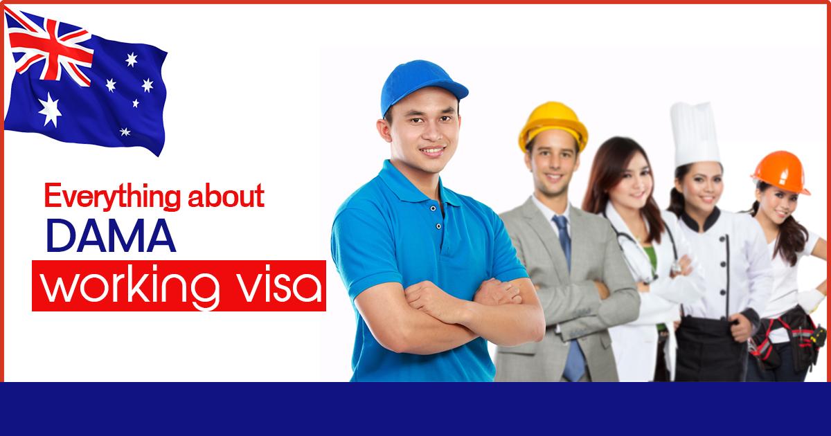 Everything about DAMA working Visa