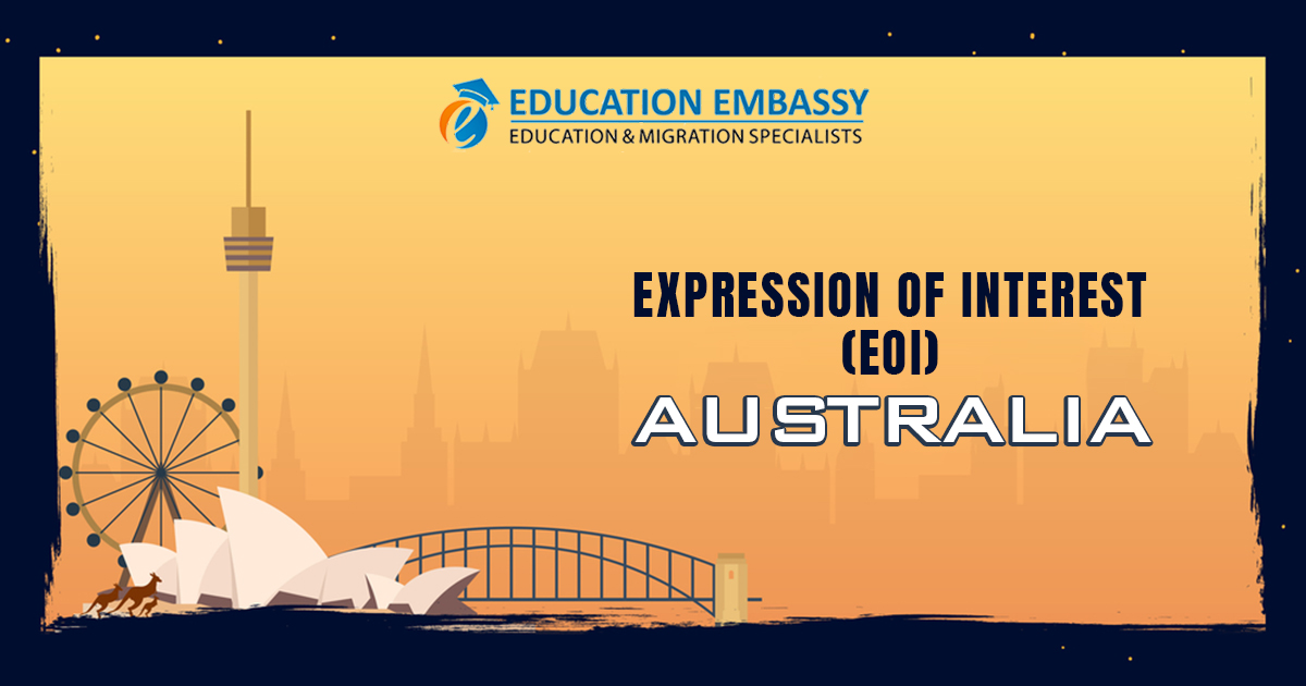 EOI (expression of interest)