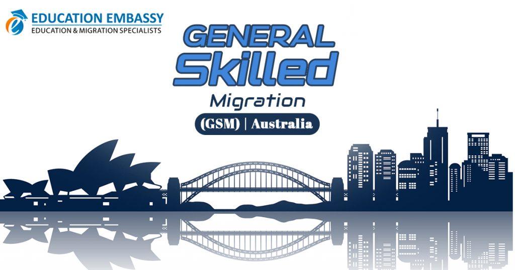 General Skilled Migration (GSM) Australia
