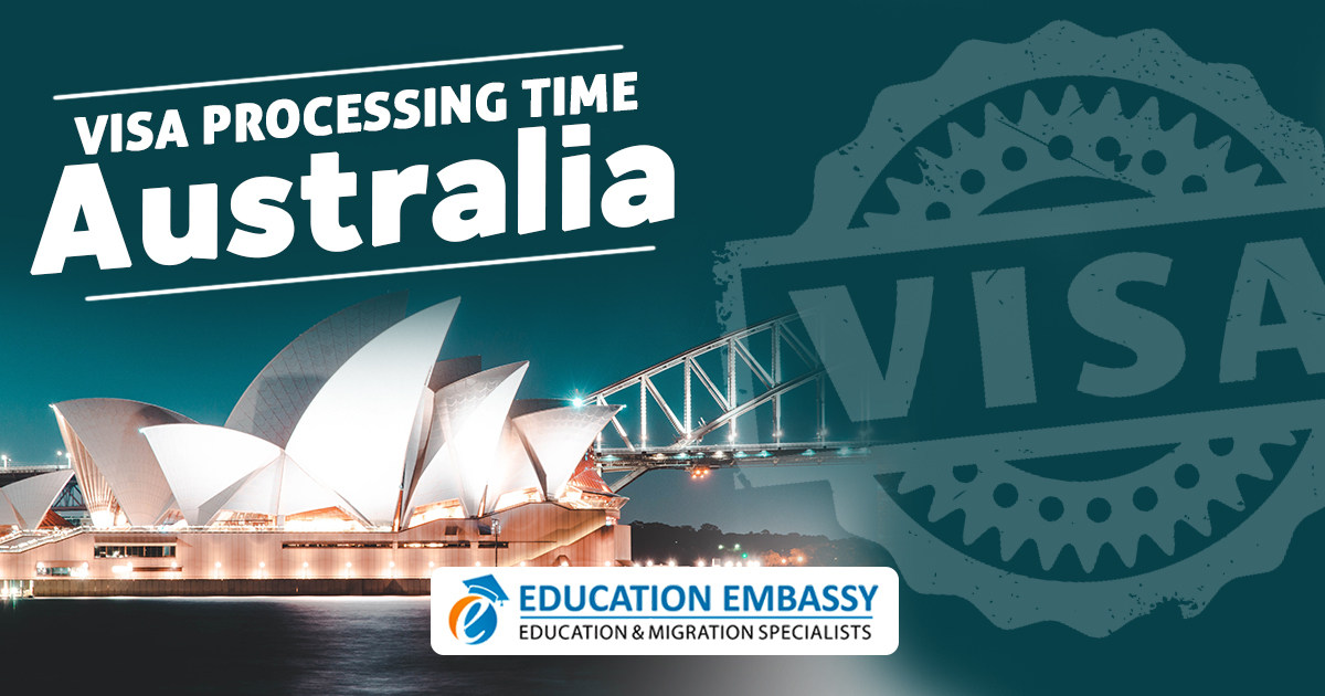 Australian Visa Application Processing Time