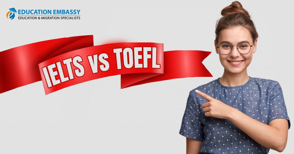 ELTS and TOEFL language Testing systems