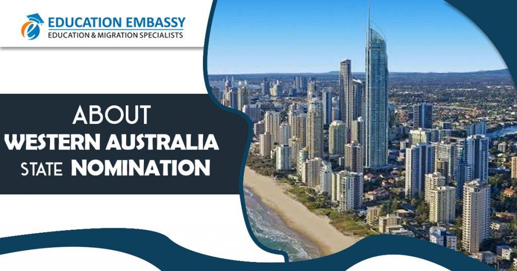 About Western Australia state Nomination - Education Embassy Brisbane