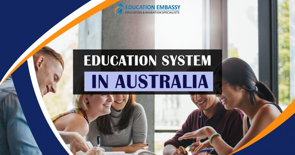 The education system in Australia - educationembassy.com.au