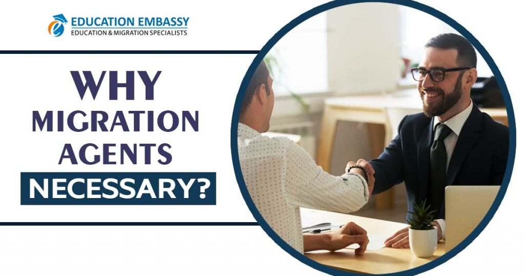 why migration agents necessary