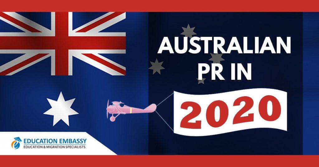 Permanent Residency in Australia in 2020 - Education Embassy Brisbane