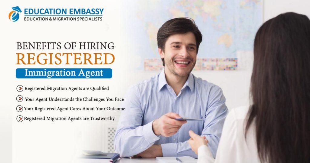 Benefits of hiring registered immigration agent Brisbane