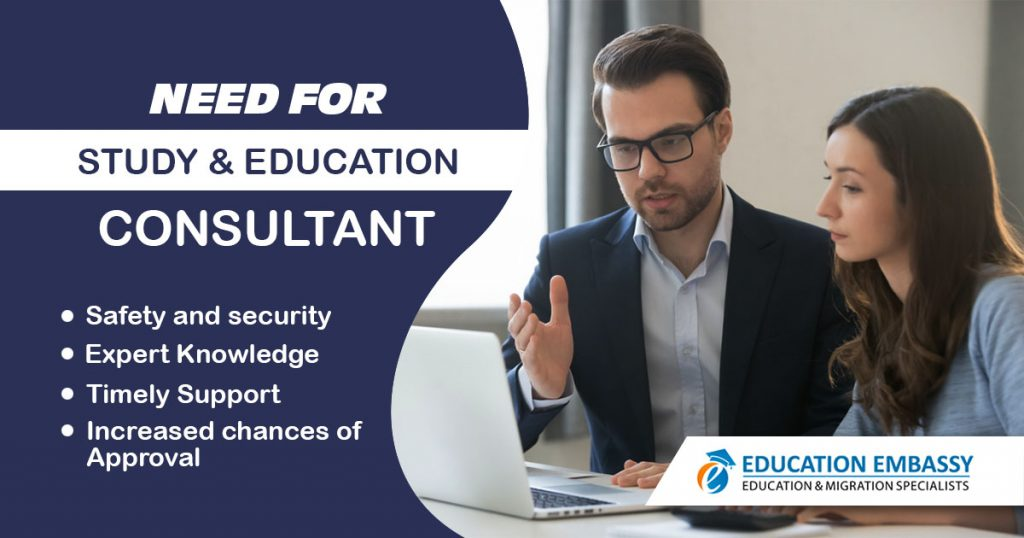 Need for Study & Education Consultant