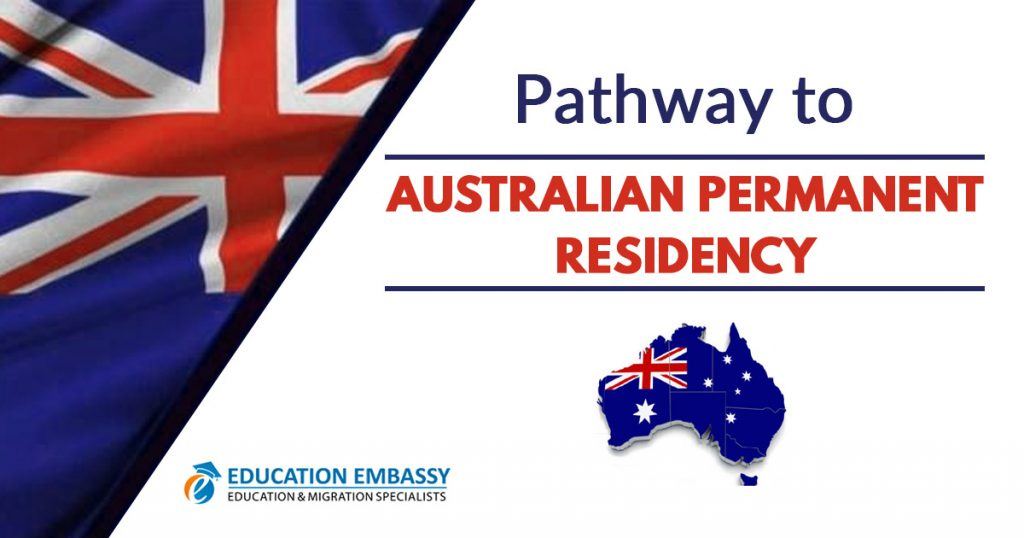 Pathway to Australian Permanent Residency
