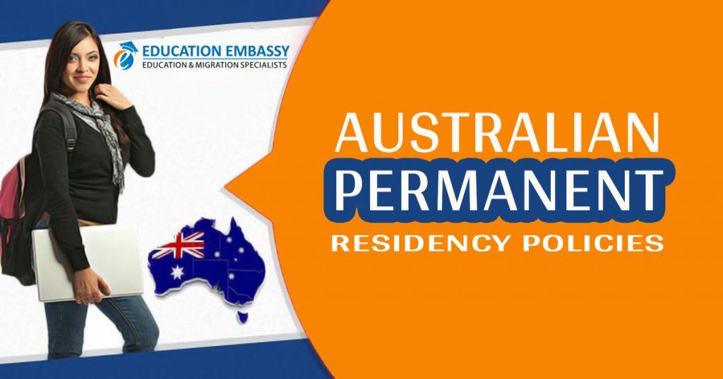 Australian Permanent Residency Policies