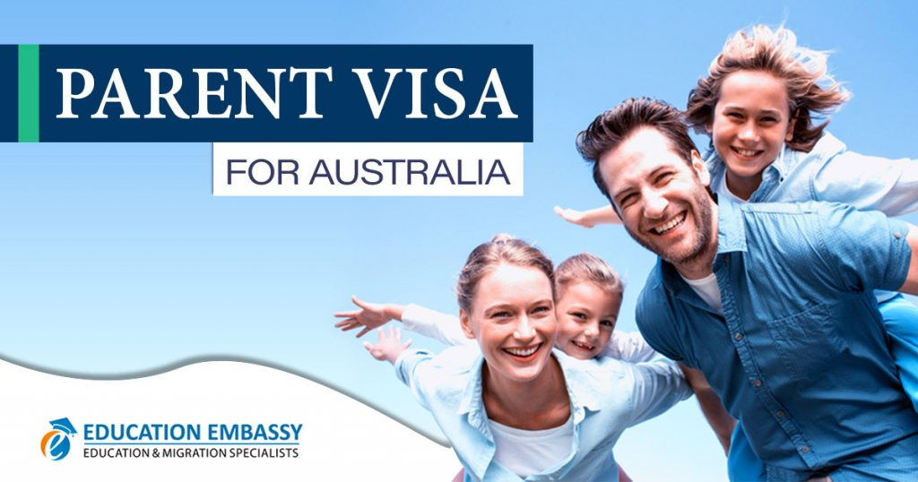 Parent Visa for Australia