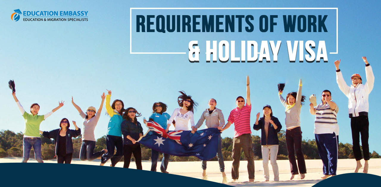 Work and Holiday visa (subclass 462) Requirements, Duration, Eligibility & Cost