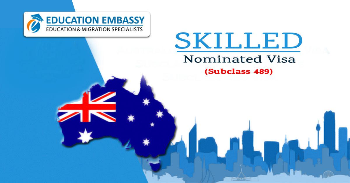 Skilled Nominated or Sponsored Provisional Visa Australia