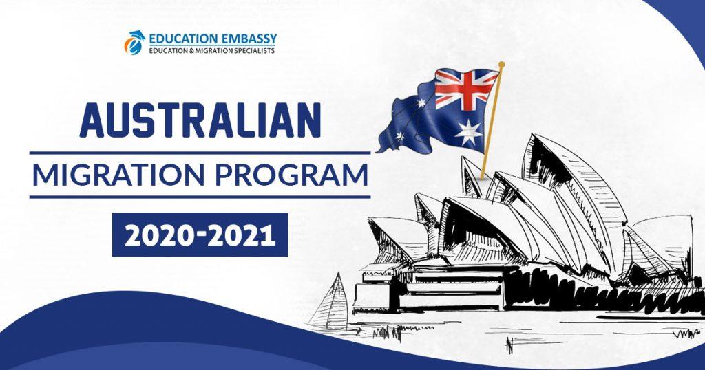 Australian Migration program 2020-2021