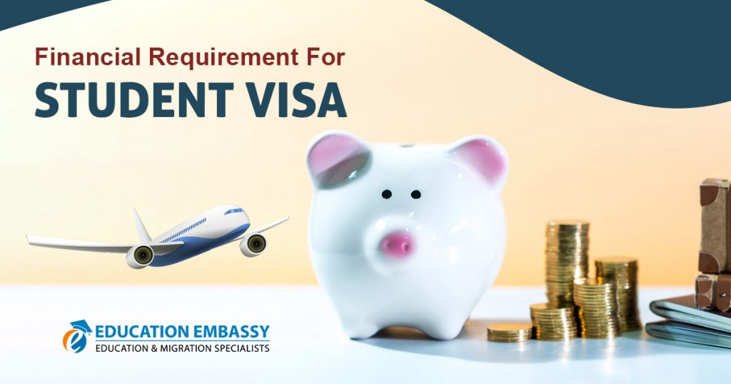 Financial Requirement for Australian student visa