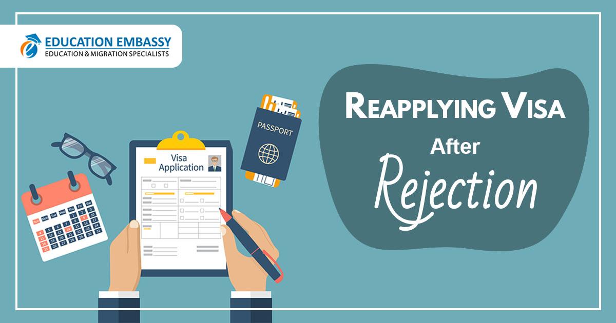 Reapplying Australian Visa after Rejection
