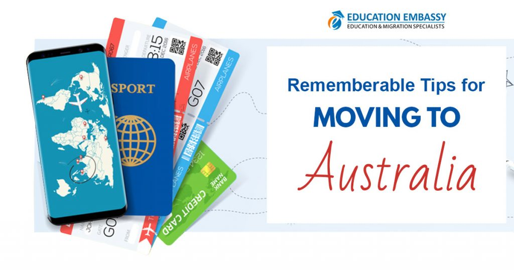 Rememberable Tips for Moving to Australia