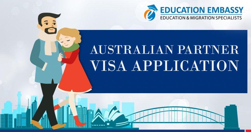Australian Partner visa application