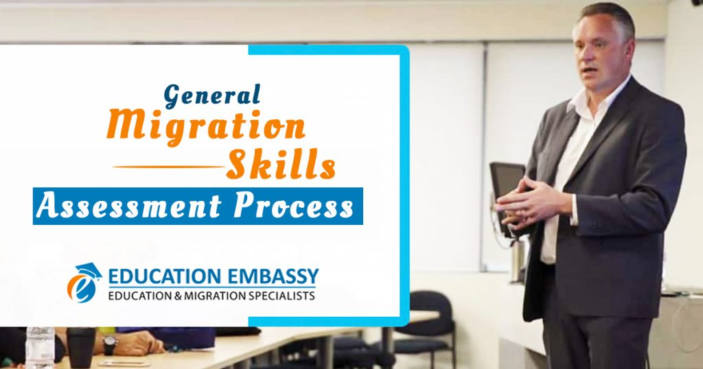 General Migration Skills Assessment Process