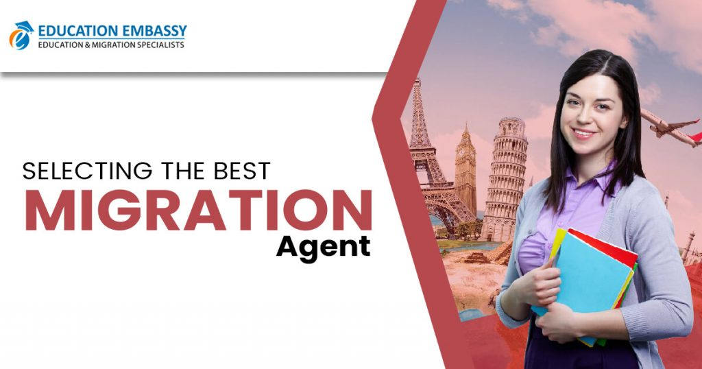 Selecting the best migration agent