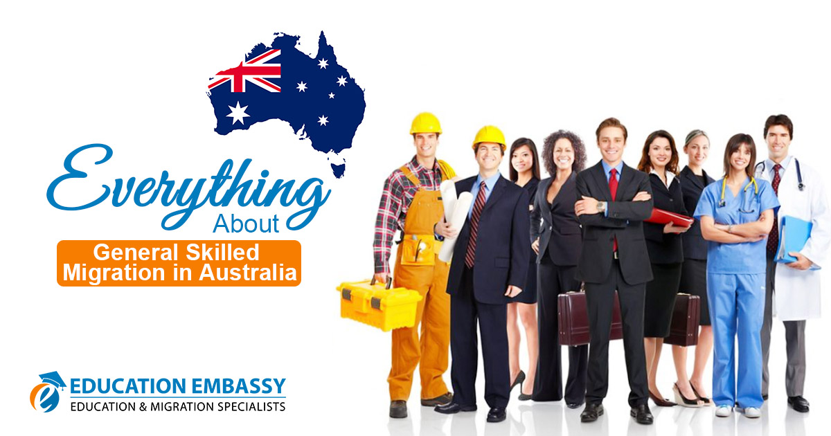 Everything you need to know about General Skilled Migration in Australia