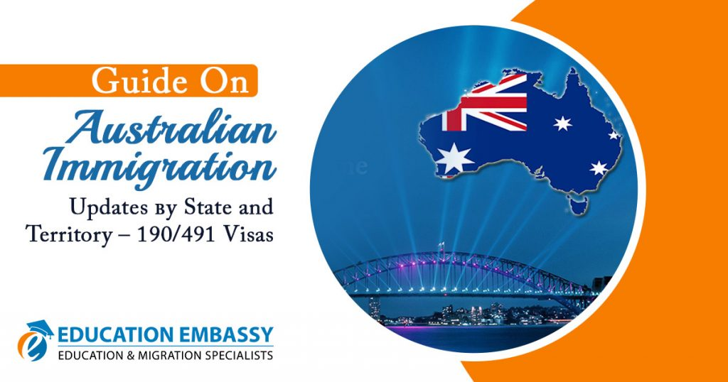 Guide on Australian Immigration updates by State and Territory