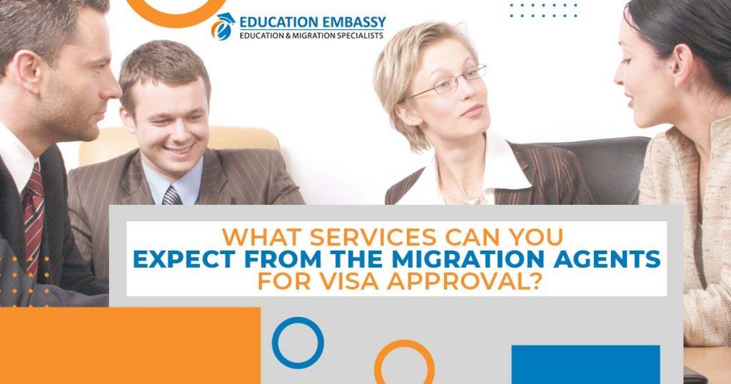 migration agents for visa approval