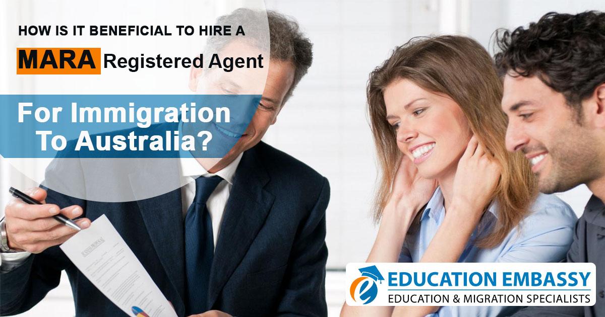 MARA registered agent for immigration to Australia