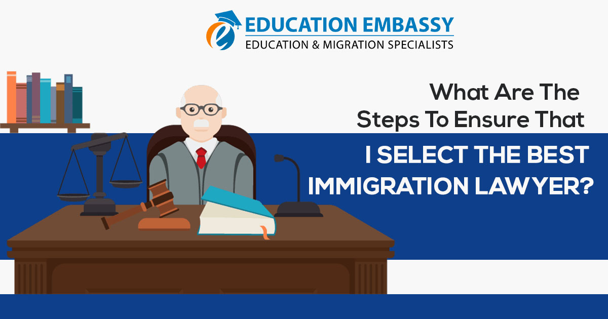 best Immigration lawyer
