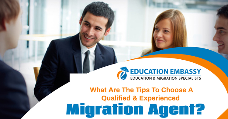 experienced migration agents